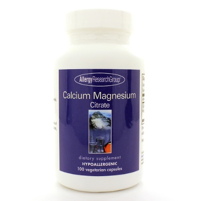 Magnesium citrate allergy