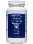 Allergy Research Group NT Factor EnergyLipids Chew 60 tabs