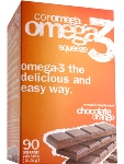 Coromega Coromega Chocolate Orange 90 pkts