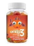 Coromega Omega3 for Kids 60 gummies