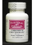 Ecological Formulas Chromium Cruciferate 200 mcg 30 caps