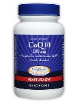 Enzymatic Therapy CoQ10100 mg 60 gels