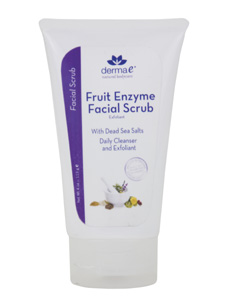 Exfoliant enzyme facial
