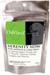 DaVinci Laboratories Serenity Now (Med. & Lg. Dogs) 60 soft chews