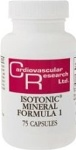 Ecological Formulas/Cardio Research Isotonic Min. Formula 75c