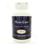Enzymatic Therapy Inc. Hem-Care 90c
