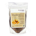 Extended Health Raw Golden Berries 5oz (Organic)