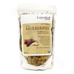 Extended Health Raw Mulberries 6oz