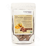 Extended Health Dark Chocolate Golden Berries 6oz