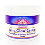 Heritage/Nutraceutical Corp   Aura Glow Cream 4oz