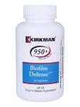 Kirkman Labs Biofilm Defense 60 caps