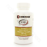 Kirkman Group Inc. DMG Maximum Strength 300mg 120c - Hypoallergenic