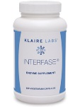 Klaire Labs Interfase 120 vcaps