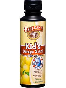 Barlean 39 s organic oils kids omega swirl fish oil 8 oz for Barleans fish oil reviews
