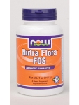 NOW NutraFlora FOS Powder 4 oz