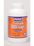 NOW Psyllium Husk Caps 500mg 500caps
