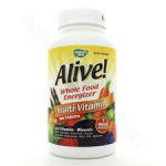Nature's Way  Alive! Multi-Vitamin 180t