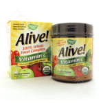 Nature's Way  Alive! Organic Vitamin C powder 120g
