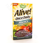 Nature's Way  Alive! Once Daily Men's Multi 60t (Ultra Potency)