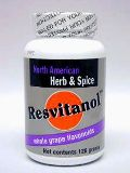 North American Herb And Spice Resvital Powder 120 gms