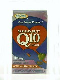 Enzymatic Therapy Smart Q10CoQ10Chocolate 100 mg 30 chew