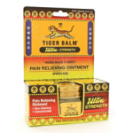 Prince of Peace Tiger Balm Ultra Strength Non-Staining .63oz