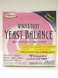 Enzymatic Therapy Whole Body Yeast Balance* 10 day