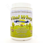Well Wisdom Proteins Vital Whey Natural Flavor 600g (21oz)