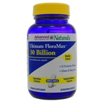 Advanced Naturals Ultimate FloraMax 30 Billion 30 Capsules