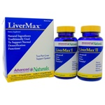 Advanced Naturals LiverMax Kit 1 Kit