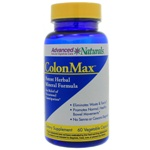 Advanced Naturals ColonMax 60 Capsules