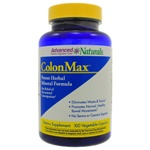 Advanced Naturals ColonMax 100 Capsules