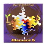 Barry Goldstein Music Element 5 CD CD