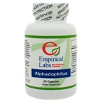 Empirical Labs Alphadophilus 50 Billion 60 Capsules