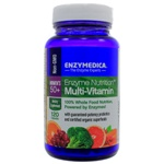 Enzymedica Enzyme Nutrition Womens 50+ 120 Capsules