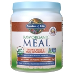 Garden of Life RAW Organic Meal - Real Raw Vanilla Spiced Chai 454 Grams
