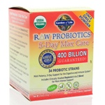 Garden of Life RAW ProBiotic 5 Day Max Care 75 Grams