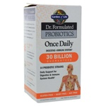 Garden of Life Dr. Formulated PROBiotic Once Daily 30 Capsules