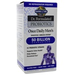 Garden of Life Dr. Formulated PROBiotic Once Daily Mens 30 Capsules