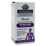 Garden of Life Dr. Formulated PROBiotic Mood+ 60 Capsules