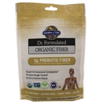Garden of Life Dr. Formulated ORGANIC FIBER (Unflavored) 7.9 Ounces
