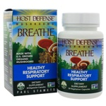 Host Defense Breathe 30 Capsules