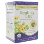 Regularity Ease by Lifestyle Awareness Teas 20 Tea Bags