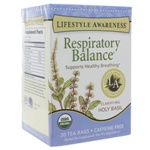Respiratory Balanceby Lifestyle Awareness Teas 20 Tea Bags