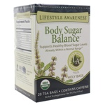 Body Sugar Balanceby Lifestyle Awareness Teas 20 Tea Bags