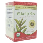 Wake Up Now by Lifestyle Awareness Teas 20 Tea Bags