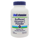 Life Extension Buffered Vitamin C Powder 454.6 Grams