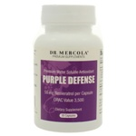 Dr. Mercola Premium Products Purple Defense 30 Capsules