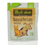 Pacific Herbs Natural Pet Calm Herb Pack 50 Grams