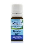 Amrita Aromatherapy Breathe Easy 10 ml